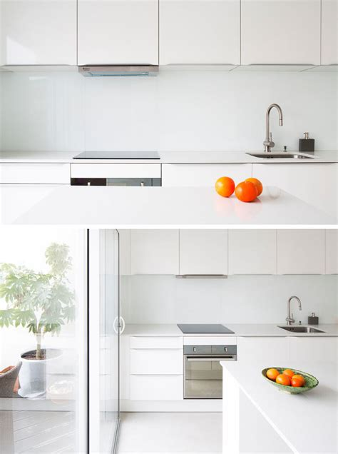 kitchen design ideas 9 backsplash ideas for a white kitchen contemporist