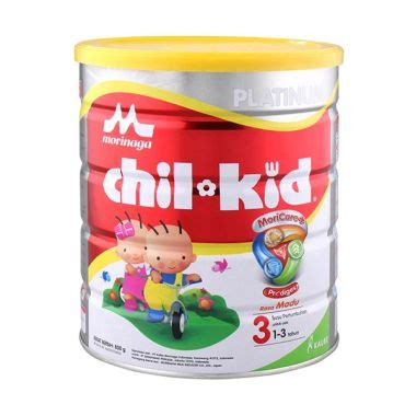 Chil Kid Platinum Moricare Madu 800gr jual chil kid platinum madu 800gr global di blibli omjoni