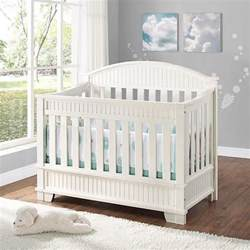 White Crib Babies R Us by Bertini Saybrook Convertible 4 In 1 Crib In White Finish Bertini Babies Quot R Quot Us Baby Central