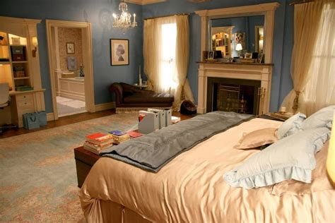 the lovely side blair s room gossip girl decor