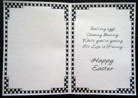 printable easter card inserts a5 a6 easter sentiments insert 3 cup48313 442 craftsuprint