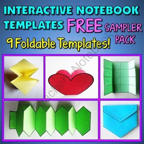 interactive notebook templates 17 best ideas about interactive notebook on