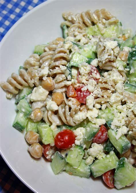 pasta salad dressings jo and sue greek pasta salad with creamy feta dressing