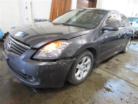 nissan altima 2009 parts parting out 2009 nissan altima stock 150132 tom s