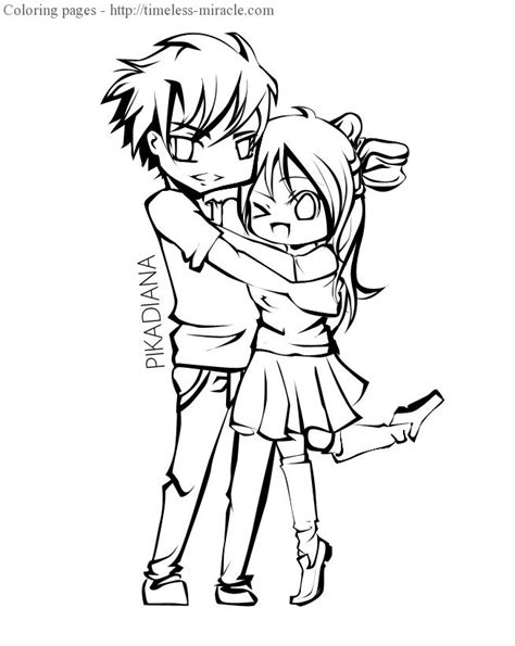 cute manga coloring pages cute anime coloring pages timeless miracle com