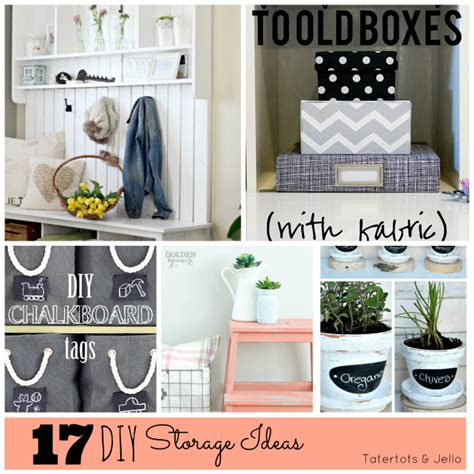 diy storage ideas great ideas 15 diy storage projects