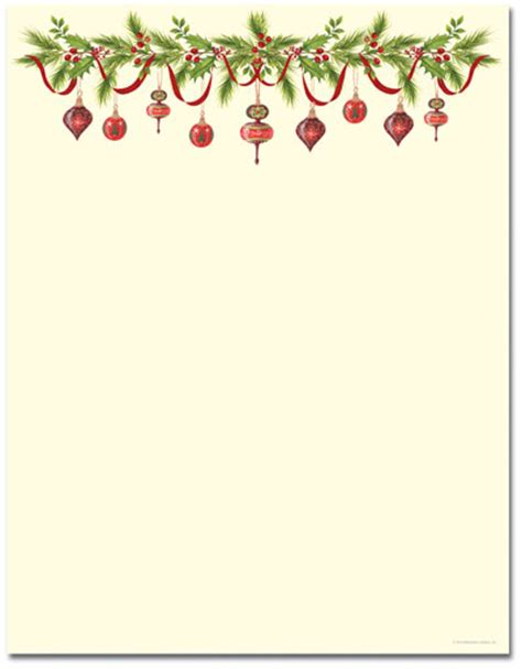christmas stationery new calendar template site