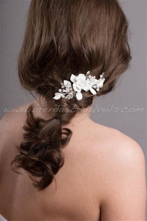 Vintage Wedding Hair Bristol by Wedding Hair Comb Bridal Pearl Hair Comb Wedding Flower