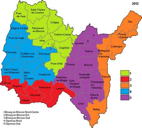 chambre des notaires de l ain file circonscriptions de l ain en 2012 png wikimedia commons
