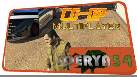 multiplayer co op gta5 mods com how to install mod co op multiplayer gta v pc youtube