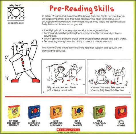 my bob books pre reading skills my bob books pre reading skills 030525 details