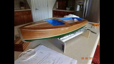 dumas chris craft model boats dumas chris craft 1947 utility boat slide show youtube