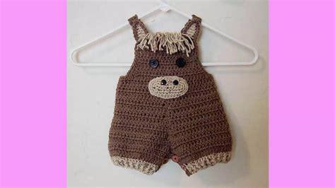 crochet 2017 para bebes body para bebe tejidos a crochet youtube