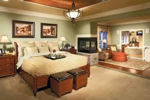 Bedroom Suites At House And Home Toll Brothers At Oak Creek Luxury New Homes In