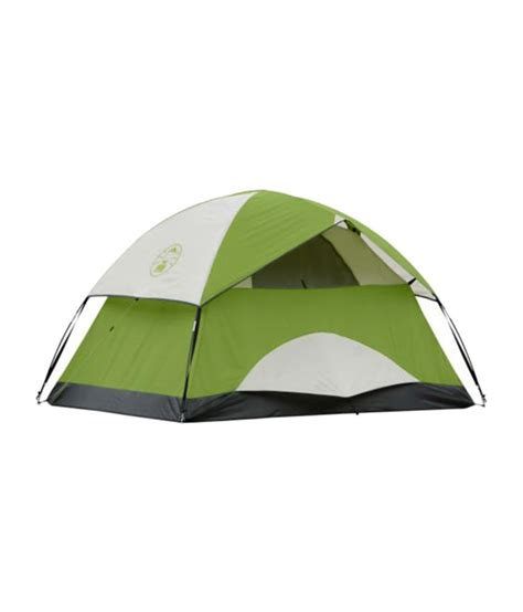 Coleman Sundome 6 Person Tent Redwhite coleman green white tent sundome 2 c004 buy at