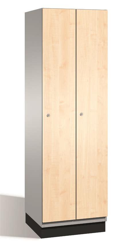 Spinde Aus Holz by Spind Holz Garderobenschrank S 6000 Cambio Garderobenschrank