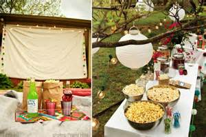 host an outdoor at home with vallee