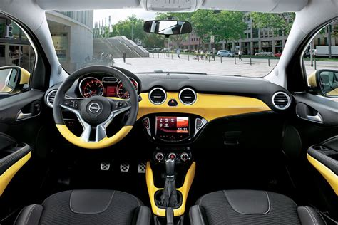Opel And Vauxhall Opel Adam Opc With 180 Hp Consideration Autotribute