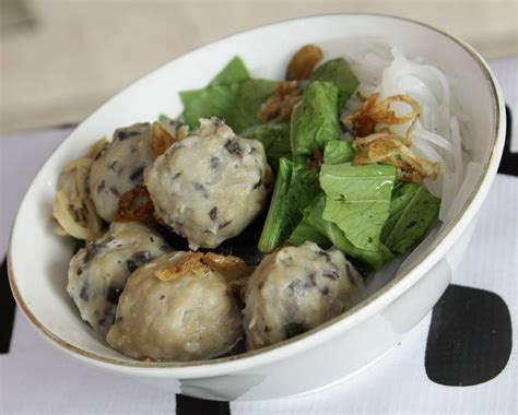 cara membuat olahan bakso cara membuat bakso jamur