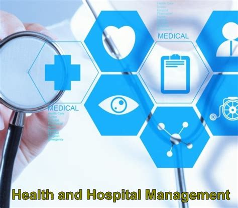 Mba In Healthcare Administration Bls by Mba In Health And Hospital Management In Pakistan Scope