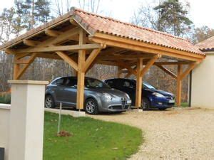 Portail Brico Depot 523 by Abris De Voiture Vente D Un Carport En Bois Asym 233 Trique