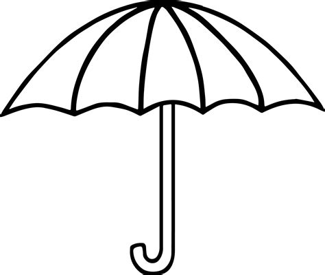 Coloring Page Umbrella by Umbrella Coloring Page Babbleedition Info