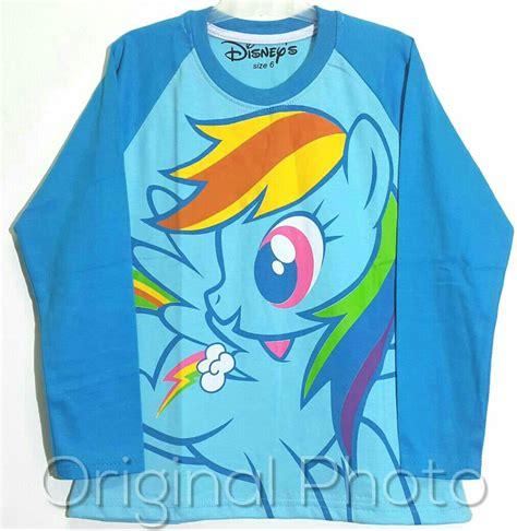 Baju Anak Branded Lengan Panjang Baju Lengan Panjang Anak kaos pony lengan panjang disneys 1 6 grosir baju