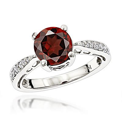 s affordable 1 1 2 carat garnet and