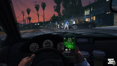 Gta 5 Original Ps4 gta 5 leaked shows person gameplay in vg247
