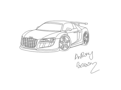 how to draw an audi r8 drawingforall net audi r8 v10 by ant4snipe on deviantart
