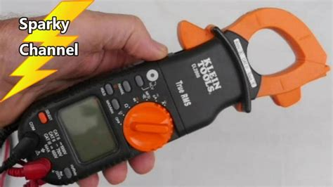 Appa A1 Cl Meter Ac Dc True Rms how to use all the functions of the klein cl2000 true rms
