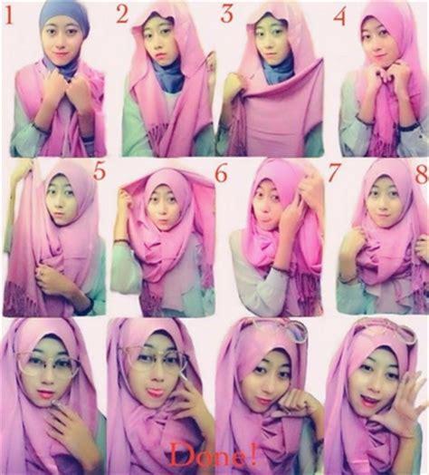 tutorial memakai lipstik untuk remaja cara memakai hijab modern untuk remaja