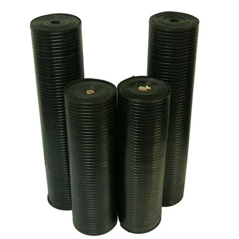 Corrugated Rubber Runner Mats by Quot Corrugated Wide Rib Quot Rubber Runner Mats