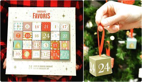 Calendrier Avent Chocolat Les Meilleurs Calendriers De L Avent Nos 8 Coups De Coeur