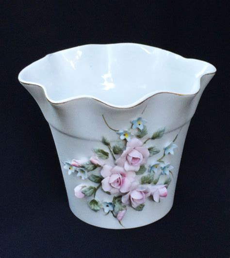 Lefton China Vase by Lefton China Vase Shop Collectibles Daily