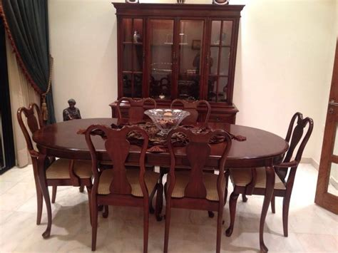 solid cherry dining room set beautiful gibbard solid cherry dining room set for 4800