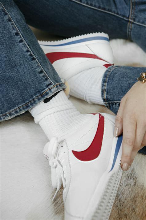 imagenes nike cortez con frases zapatos nike cortez con frases de amor