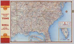 Map Of Southern States Of Usa by Gallery For Gt Southern States Road Map