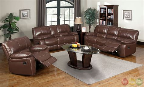 lichfield traditional brown living room set with plush