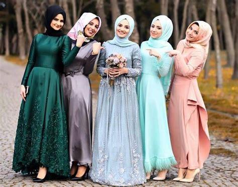 muslimah bridesmaids muslimah bridesmaid dresses