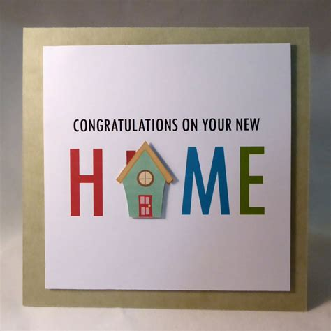 realtor diy quot welcome to your new home quot gift box closing congratulations on your new home greeting card
