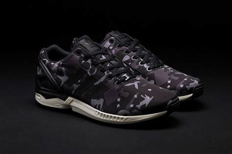 black pattern zx flux adidas originals zx flux pattern pack sbd