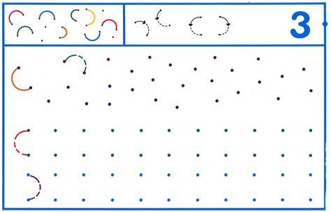 ejercicios de grafomotricidad con trazos curvos para ejercicios de grafomotricidad escuela en la nube