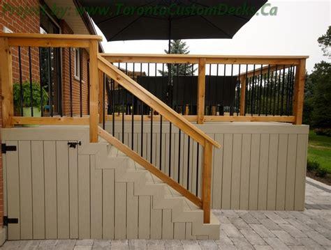 deck storage  deck pinterest stairs