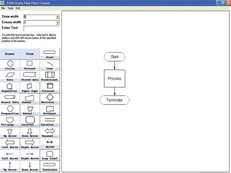 free flowchart creator special flow chart maker downloads
