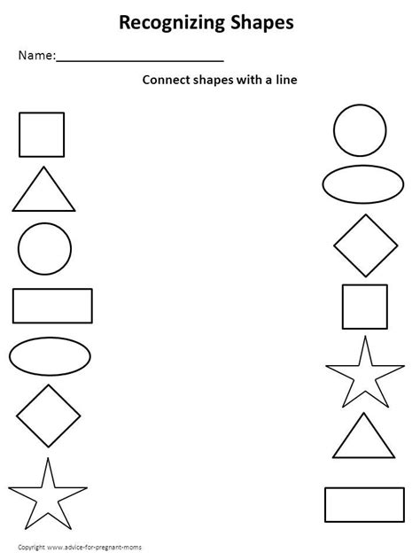 Printable Kindergarten Worksheets by 25 Best Ideas About Preschool Worksheets Free On