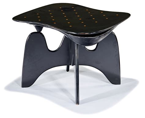 modern chess table isamu noguchi chess table goes to auction in los angeles