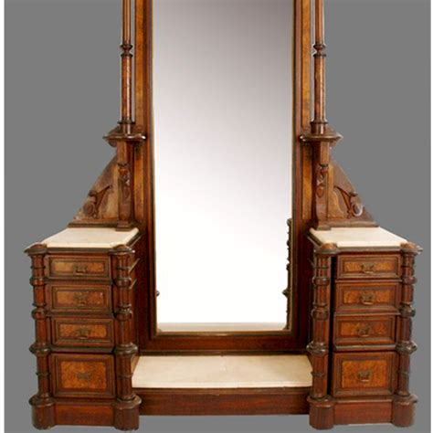 victorian bedroom furniture for sale antique 4 pc american victorian bedset by thomas brooks