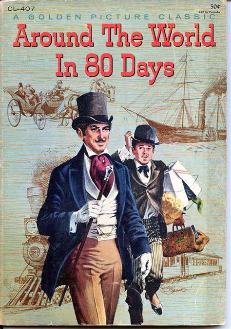 Around The World In 80 Days vintage novels around the world in eighty days by jules verne