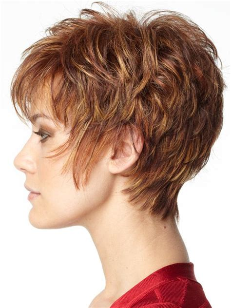 short hairstyles for women over 50 back view back view pictures short hairstyles for women over 50